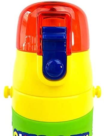 ポケットモンスター SDPV5 3D 立体 ステンレスボトル ポケモン キャラクター 480ml スケーター 489020 保温 保冷 ロック付 ダイレクト