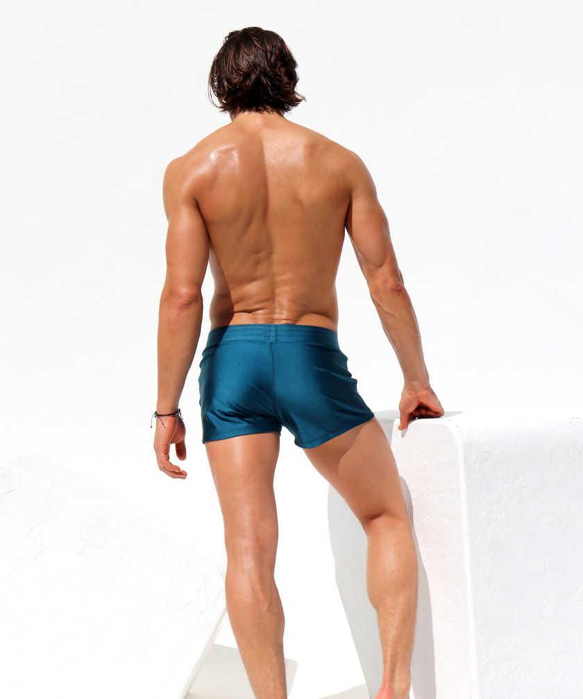 RufSkin/ラフスキン PIETRO スイムウェア ボクサーパンツ型 メンズ水着 海水パンツ 海パン 男性水着 ビーチウェア