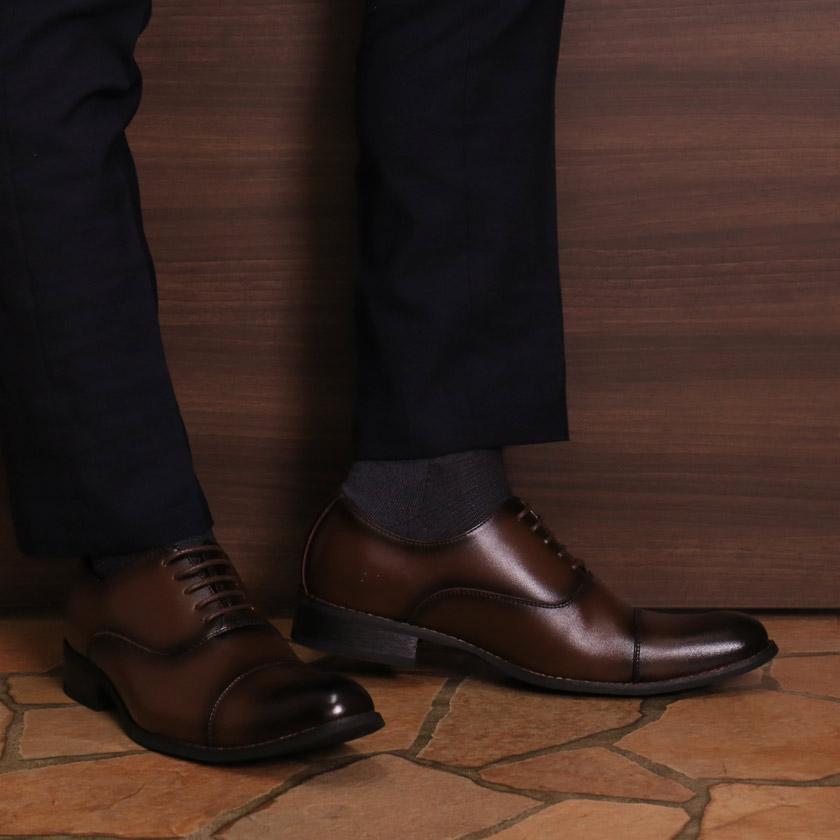 メンズ靴下 2足セット 日本製 国産 上質 リブ編み クルー丈 ビジネス メンズソックス 2枚組 抗菌防臭 ストレッチ 紳士用靴下 仕事 黒ソックス ビジネスソックス 技