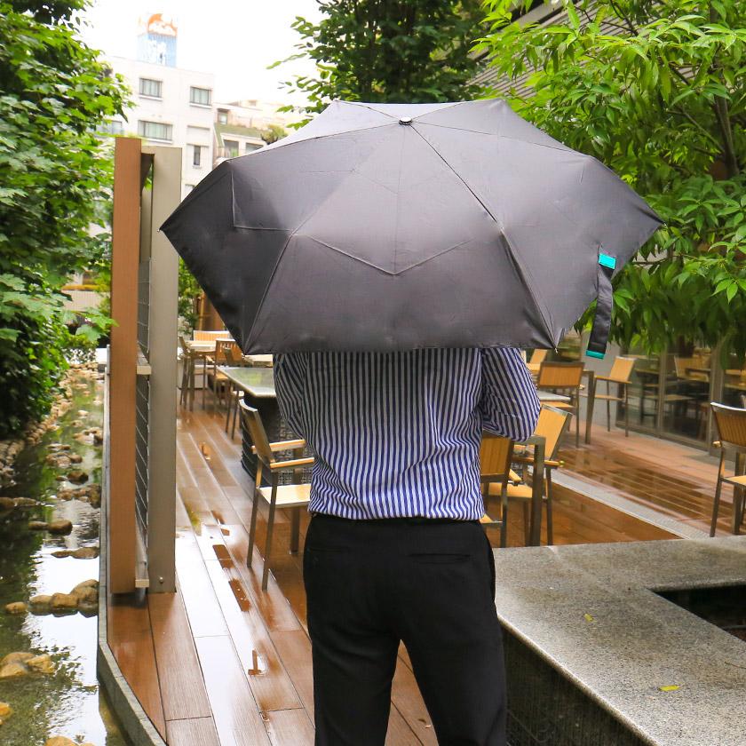 【小宮商店】晴雨兼用 折り畳み傘 紳士 日傘 メンズ レディース 男性用日傘 折りたたみ傘 ワンタッチ 自動開閉 uvカット 一級遮光 丈夫 風に強い 男女兼用 ユニセックス