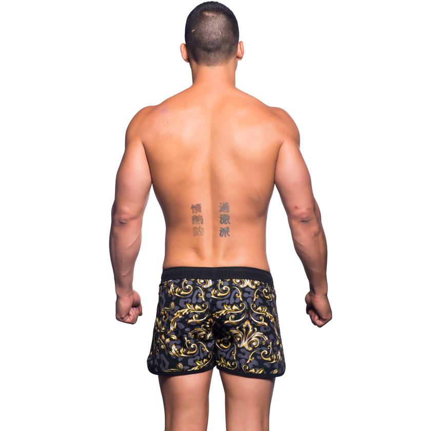 AndrewChristian/アンドリュークリスチャン MASSIVE Icon Swim Shorts スイムウェア サーフパンツ ボードショーツ メンズ水着 海水パンツ 海パン 男性水着 ビーチウェア