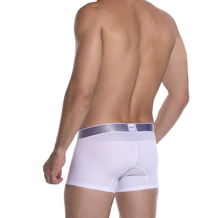 Mundo Unico/ムンドゥユニコ Trunks Glass 透け感 ボクサーパンツ 男性下着 メンズ パンツ