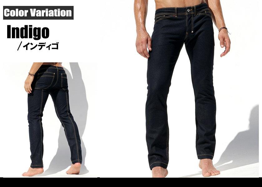 RufSkin/ラフスキン MAGNUM ジーンズパンツ デニム ジーパン メンズ ファッション ボトムス