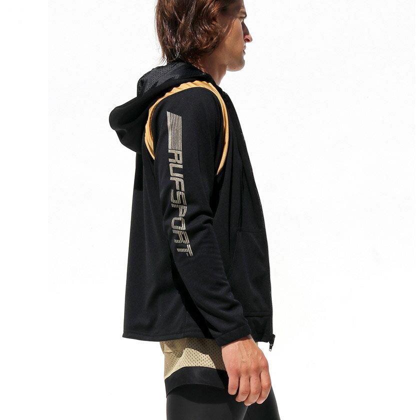 RufSkin/ラフスキン AVALANCHE スポーツ用パーカー ウインドブレーカー メンズ トップス ファッション スポーツウェア ジムウェア