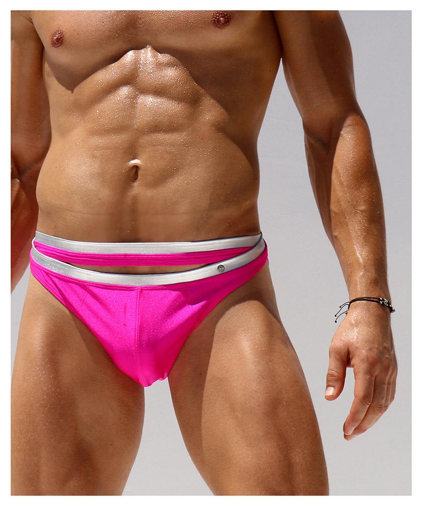 RufSkin/ラフスキン CROWN スイムウェア ビキニブリーフ型 メンズ水着 海水パンツ 海パン 男性水着 ビーチウェア
