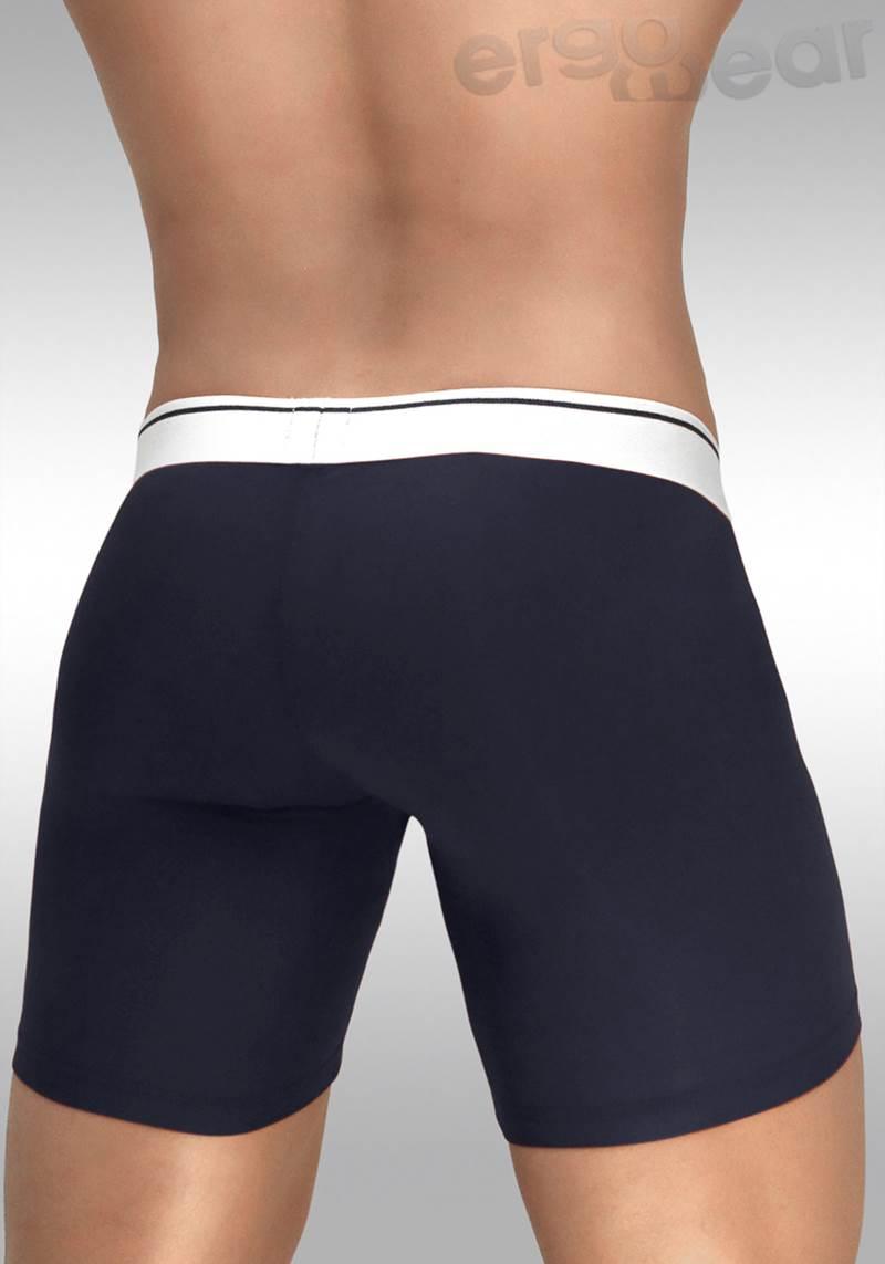 Ergowear/エルゴウェア MAX Modal Midcut Boxer Briefs ロングボクサー ボクサーパンツ 男性下着 メンズ パンツ