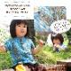 ストライプコットン半袖クルタ【メール便OK】★【エスニック/子供服/キッズ】