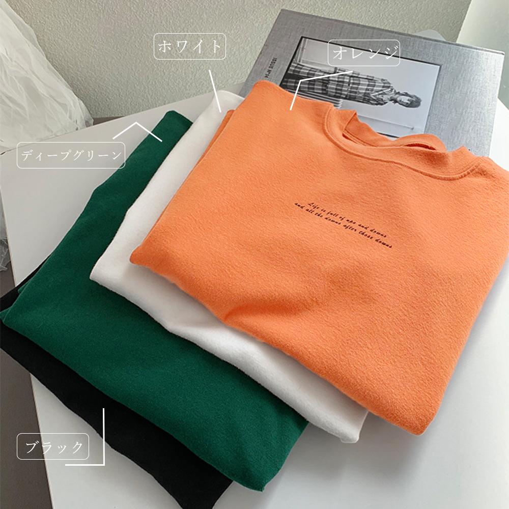 夏 ロゴtシャツ レディース 半袖 カットソー ラウンドネック 英字プリント
