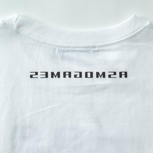 2021AO9半袖Tシャツ/ホワイト