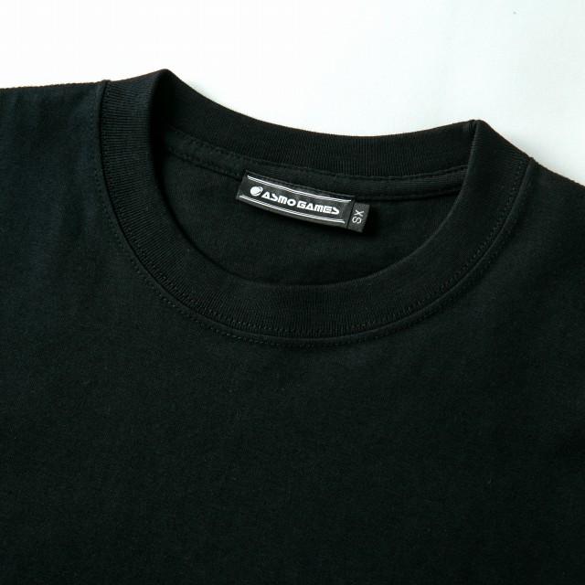 2021AO9半袖Tシャツ/ブラック