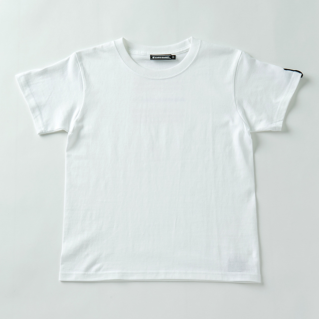 2021TS#2 半袖Tシャツ/ホワイト・イエロー系