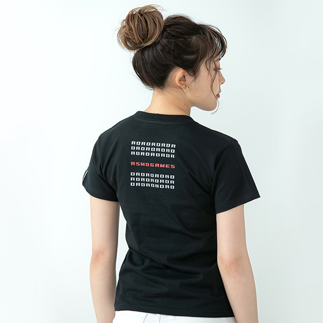 2021TS#2 半袖Tシャツ/ブラック・グレー系