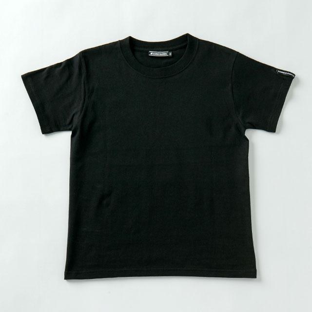 2021TS#6 半袖Tシャツ/ブラック