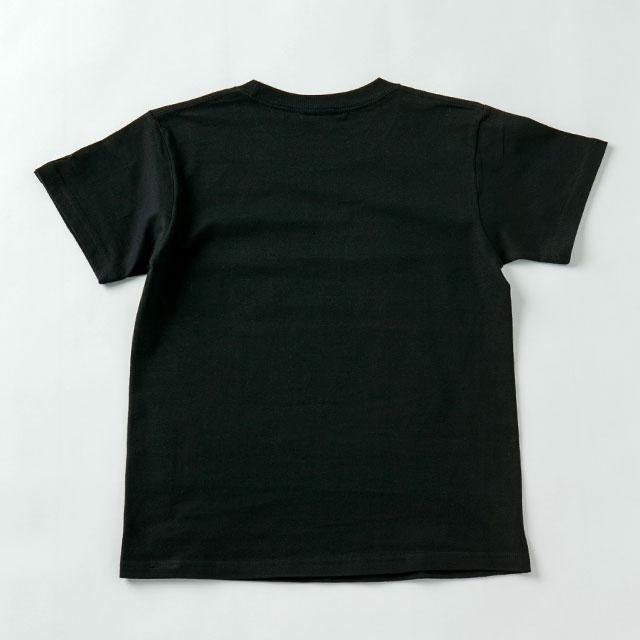 2021TS#7 半袖Tシャツ/ブラック・イエロー系