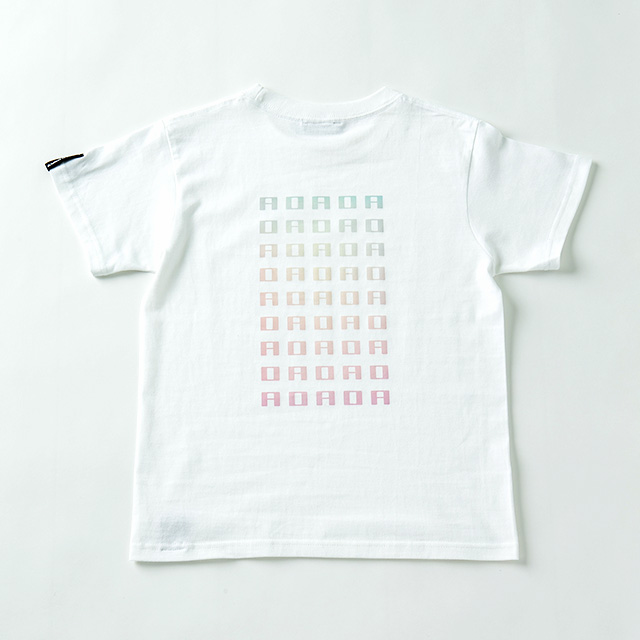 2021TS#8 半袖Tシャツ/ホワイト