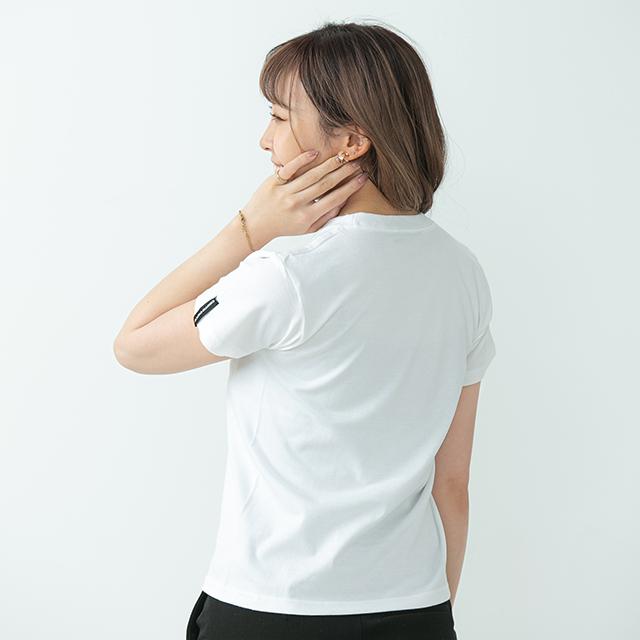 2021TS#9 半袖Tシャツ/ホワイト