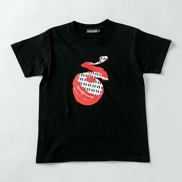 2021TS#9 半袖Tシャツ/ブラック