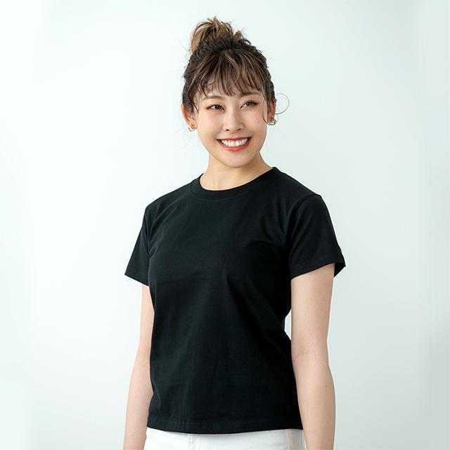 2021TS#10 半袖Tシャツ/ブラック