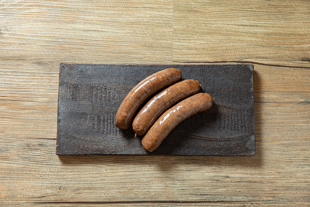 肉屋の肉肉しいソーセージ
