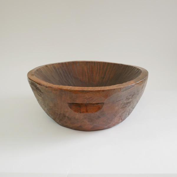 鉢 (古道具) Φ31.5cm H13cm