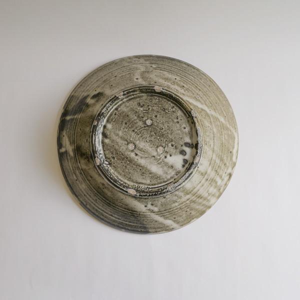 小野哲平 薪窯 大皿 A Φ33cm