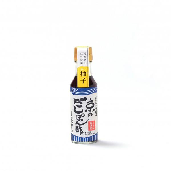 京のだしぽん酢(柚子)ミニ