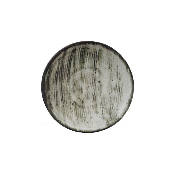 小野哲平 薪窯取り皿 Φ15cm