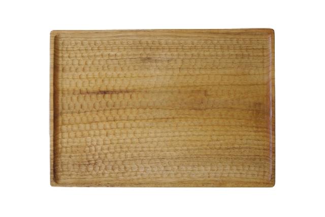 小沢賢一 くるみの木のトレー 28×40 (おまかせ)