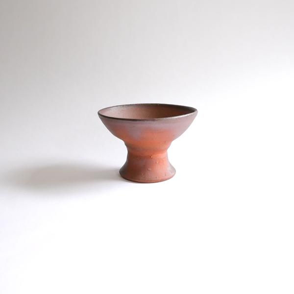 高木剛 焼締台鉢