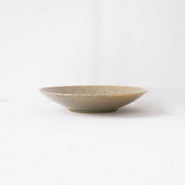 斉藤幸代 ダアリア5寸鉢(砂) Φ16.5cm