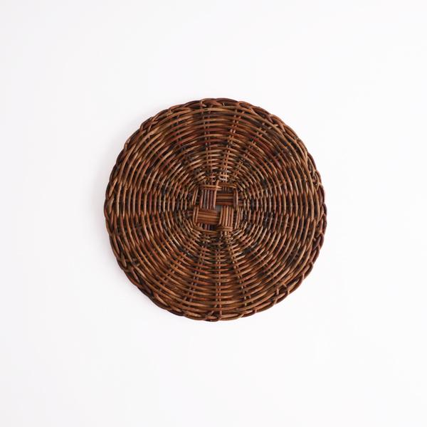 鍋敷き 中 (あけび) Φ25cm
