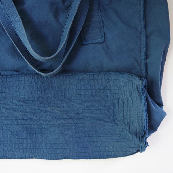 MITTAN レイヤードバッグ大  藍×胡桃 送料無料