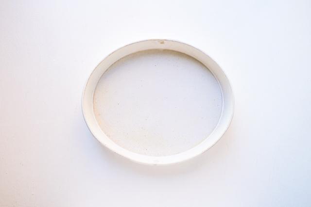 瀬川辰馬 楕円鉢