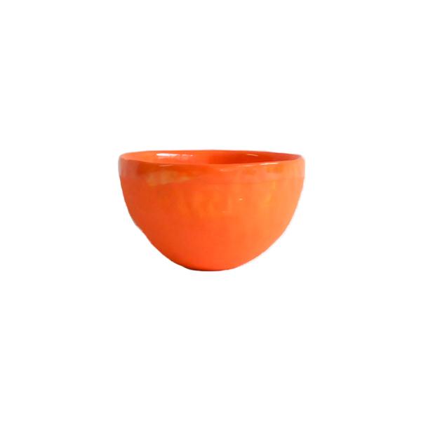 中囿義光 カラーボウル(オレンジ)