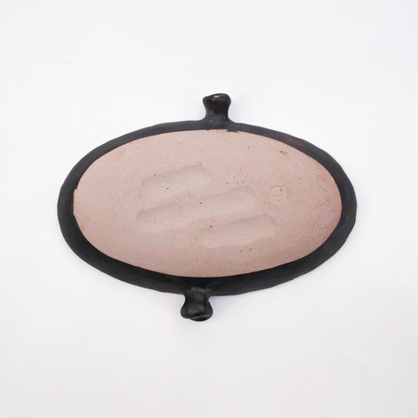 _田義一  耐熱グラタン皿 楕円 18×23cm