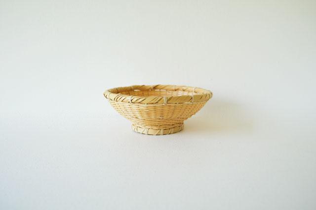 白竹ござ目蕎麦椀ざる (京都)