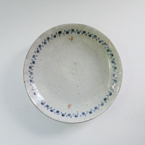 及川静香 大皿 Φ30cm H5cm model A
