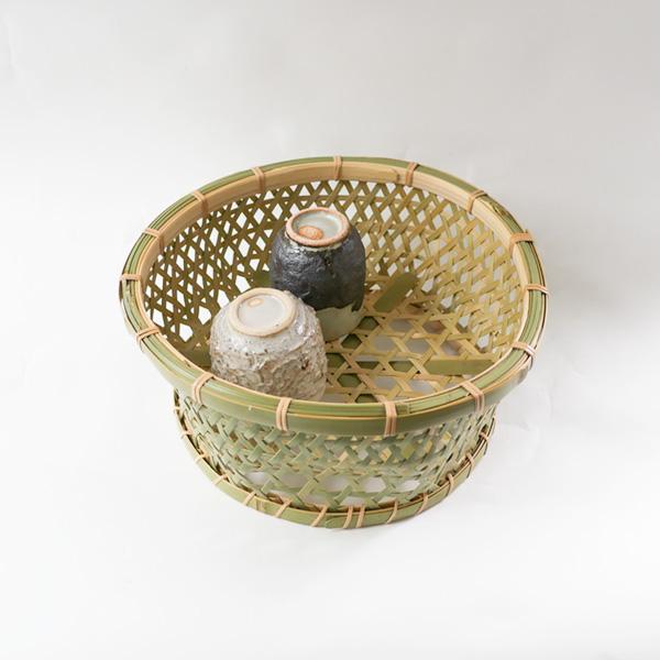 碗籠(わんかご) 丸 Φ34cm