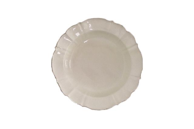 大井寛史 粉引6寸鉢