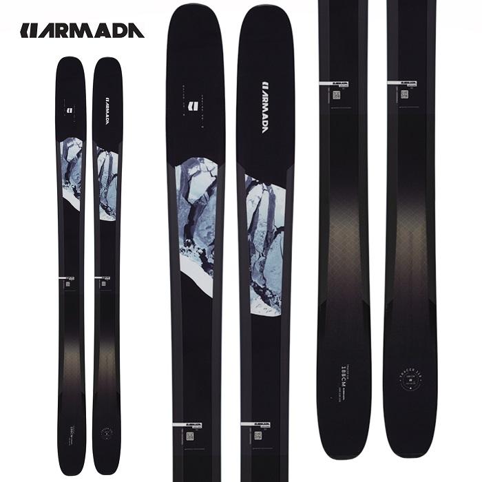 -ARMADA アルマダ- スキー板 単品  [ARMADA TRACER 118 ] トレイサー118  20-21モデル 送料無料