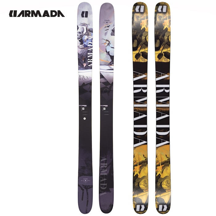 -ARMADA アルマダ- スキー板 単品 [ARMADA ARV 116 JJ] エーアールブイ116JJ 20-21モデル 送料無料