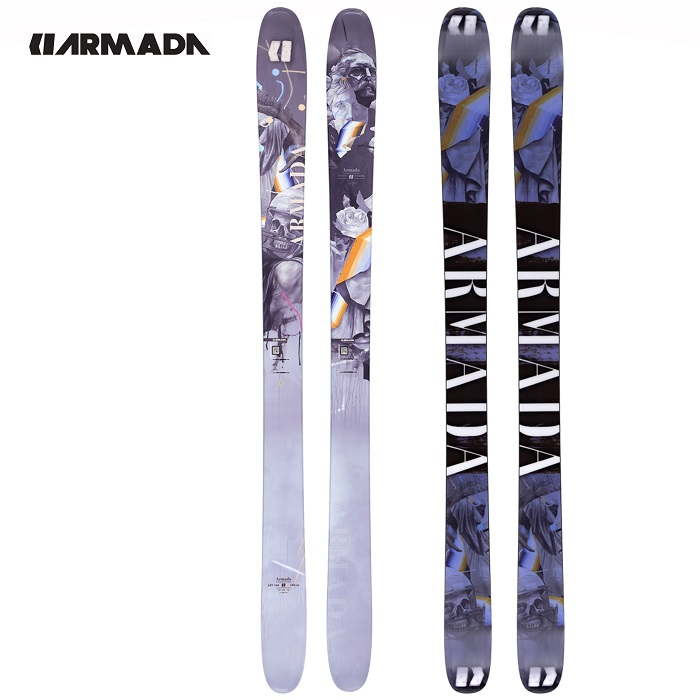 -ARMADA アルマダ- スキー板 単品 [ARMADA ARV 106] エーアールブイ106  20-21モデル 送料無料
