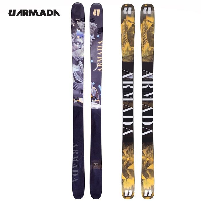 -ARMADA アルマダ- スキー板 単品  [ ARMADA ARV 96 ] エーアールブイ96 20-21モデル 送料無料