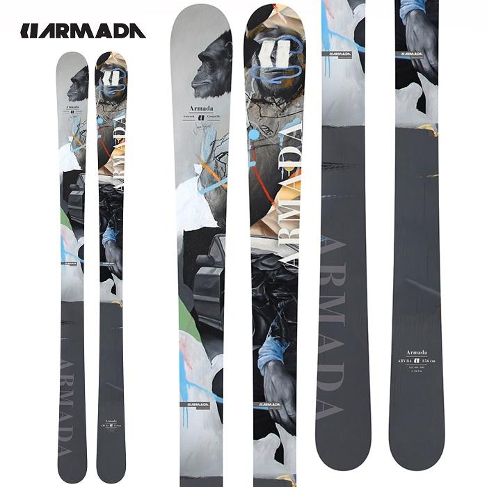 -ARMADA アルマダ- スキー板 単品 [ ARMADA ARV 84 ] エーアールブイ84 20-21モデル 送料無料
