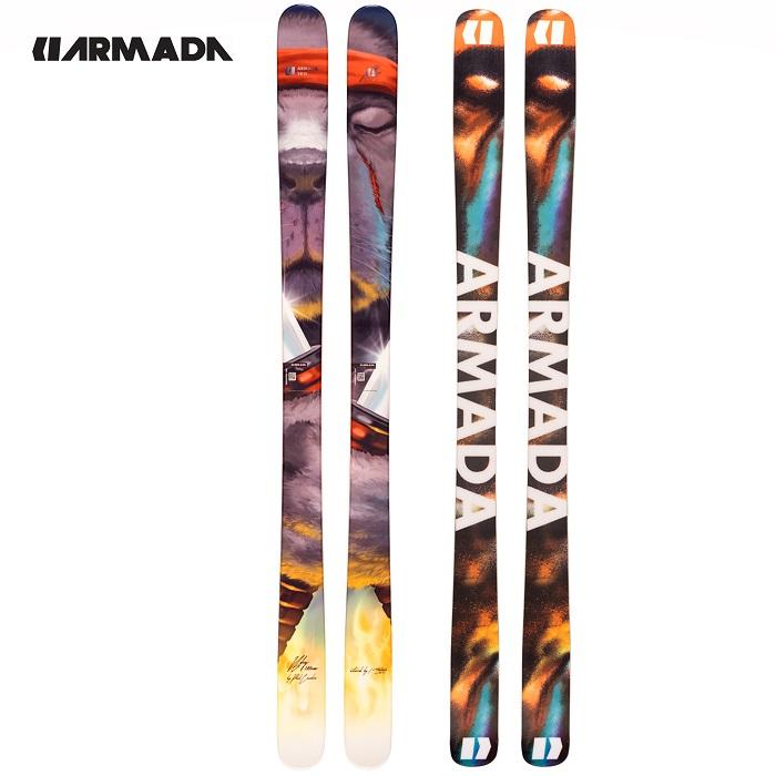 -ARMADA アルマダ- スキー板 単品 [ARMADA BDOG] ビードッグ 20-21モデル 送料無料
