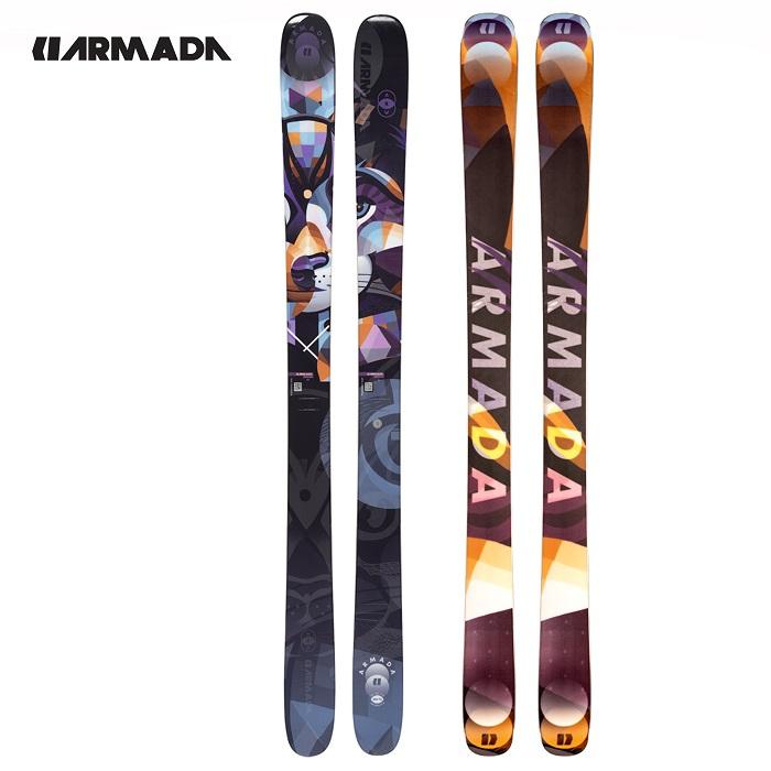 -ARMADA アルマダ- スキー板 単品 レディース [ARMADA ARW 96] エーアールダブリュ96 20-21モデル 送料無料
