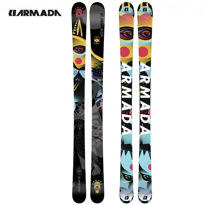 -ARMADA アルマダ- スキー板 単品  レディース [ARMADA ARW 84] エーアールダブリュ84 20-21モデル 送料無料