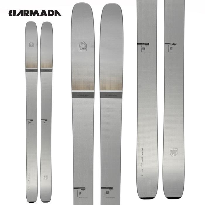 -ARMADA アルマダ- スキー板 単品  [ARMADA DECLIVITY X] デクリビィティー X 21-22モデル 送料無料
