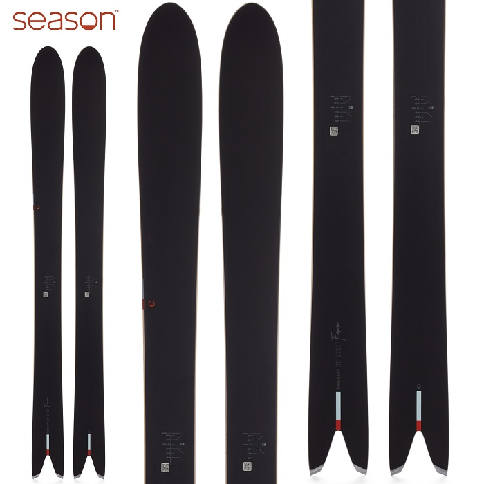 -Season Eqpt. シーズン エクイップメント- スキー板 単品 [Season Eqpt. FORMA] フォーマ 21-22モデル 送料無料