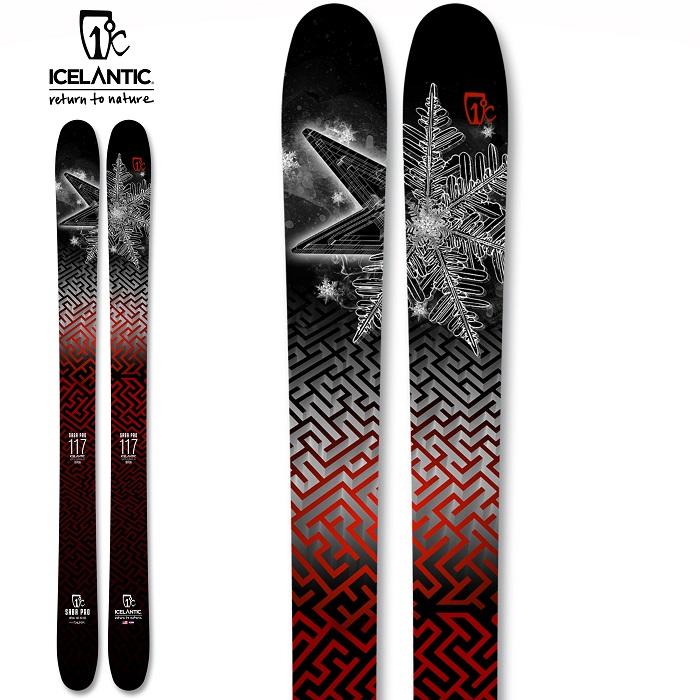 -ICELANTIC アイスランティック- スキー板 単品  [ICELANTIC SABA PRO] サバ プロ 20-21モデル 送料無料